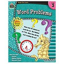 Rsl Word Problems Gr 3