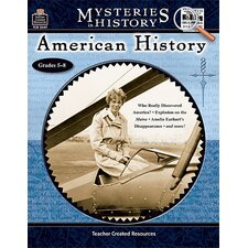 Mysteries In History American Histo