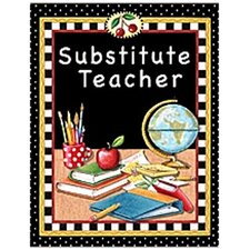 Substitute Teacher Pocket Folder Tc