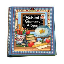 <strong>Teacher Created Resources</strong> School Memory Album