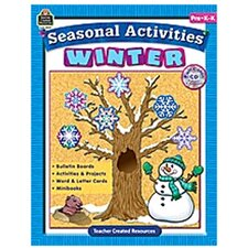 Seasonal Activities Winter Gr Prek
