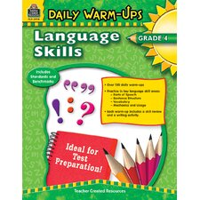 Daily Warm Ups Language Skills Gr 4