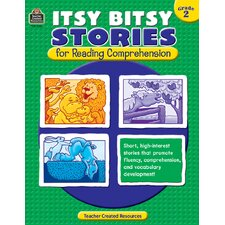 Itsy Bitsy Stories For Reading
