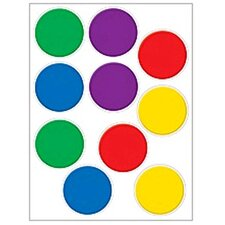 <strong>Teacher Created Resources</strong> Accents Colorful Circles