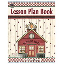 <strong>Teacher Created Resources</strong> Dm Lesson Plan Book