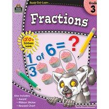 Ready Set Learn Fractions gr 3 Gr 3