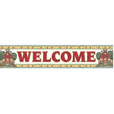 Dm School Days Welcome Banner