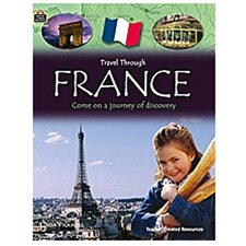 Travel Through France Gr 3up