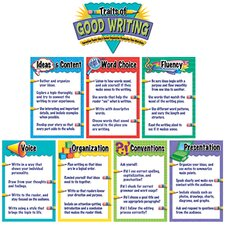 Traits Of Good Writing Bb Set