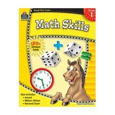 Ready-set-learn Math Skills Gr 1