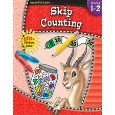 Ready Set Learn Skip Counting Gr