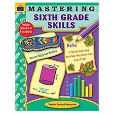 Mastering Sixth Gr Skills