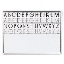 <strong>The Chenille Kraft Company</strong> Magnetic Dry Erase Board, 10/Set