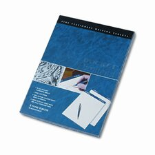 Docket Diamond Legal Ruled Pads, 8-1/2 x 11-3/4, WE, Two 50-Sheet Pads/pk