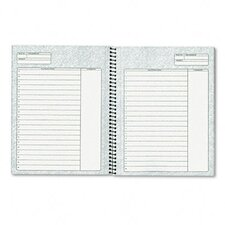 <strong>Tops Business Forms</strong> Noteworks Project Planner with Paperboard Cover