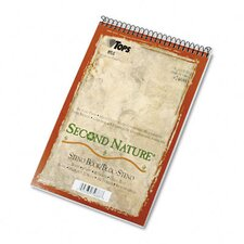 <strong>Tops Business Forms</strong> Second Nature Spiral Reporter / Steno Notebook, 80-Sheet