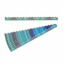 Terrific Trimmers Bright Border, Star Brights, 12/Pack