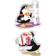 Sticker Penguins Pride
