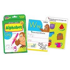 Alphabet Wipe Off Activity Cards