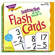 Flash Cards All Facts 169/box 0-12
