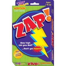 Zap Addition Card Game