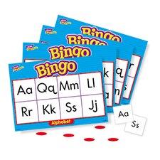 Bingo Alphabet Ages 4 & Up