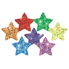 Supershapes Colorful Sparkle 400/pk