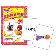Match Me Cards Rhyming 52/box