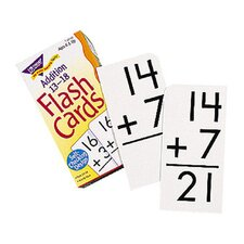 Flash Cards Addition 13-18 99/box