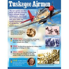 Tuskegee Airmen Learning Chart