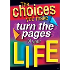 The Choices You Make Turn The Pages