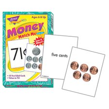 Match Me Cards Money 52/box Two