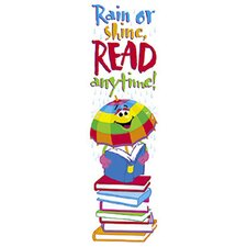 Bookmarks Rain Or Shine Read 36/pk