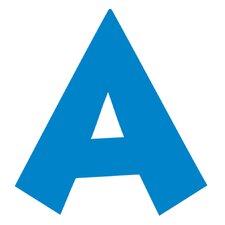 Ready Letters Blue 4 Venture