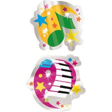 Sticker Music Marvels