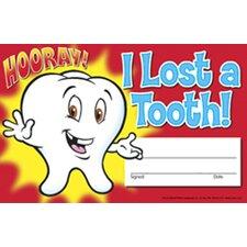 Awards I Lost A Tooth Hooray