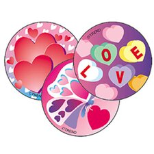 Stinky Stickers Valentines Day 60pk