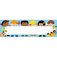 <strong>Trend Enterprises</strong> Desk Toppers Trend Kids 36/pk 2x9