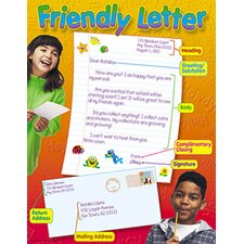 Chart Friendly Letter