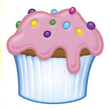 Classic Accents Party Cupcake 36/pk