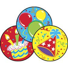Stinky Stickers Big Birthday