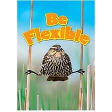 Poster Be Flexible Argus