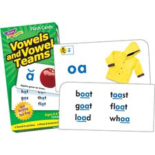 Flash Cards Vowels & Vowel Teams