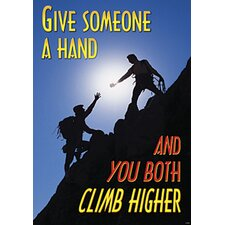 Give Someone A Hand & You Both