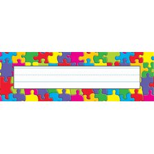Jigsaw Desk Toppers Name Plates