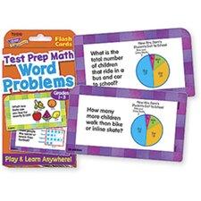 Challenge Cards Test Prep Math