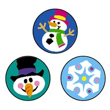 Sticker Winter Joys Superspots