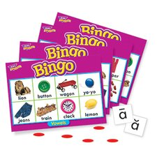 Bingo Vowels Ages 7 & Up