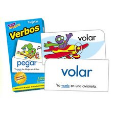 Verbos Spanish Action Words