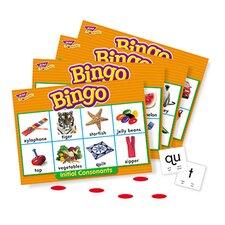 Bingo Initial Consonants Ages 4 &